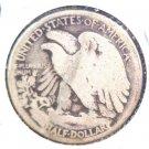 1916 Walking Liberty Half   Better Date   Good Condition