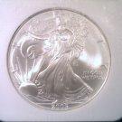 NGC MS69 US 2005 American Silver Eagle Bullion/Dollar    #D
