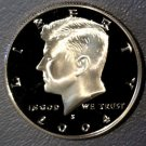 2004 S Proof Kennedy Half Dollar   40th Anniversary of this Historic Coin