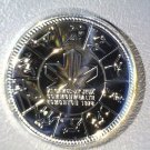 1978 Canada Specimen Silver Dollar KM#121 .3750 ASW Commonwealth Games
