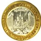 Excalibur Casino Silver $10 Gaming Token .999 fine Las Vegas Limited Edition