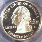 2003 S Maine State Quarter PCGS PR69 DCAM State Flag