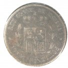 1878 OM  Spain 10 centimos coin KM#675