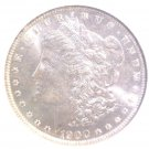 1900 0 Morgan Silver Dollar NGC MS64
