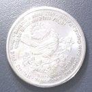 BU Medal North Carolina Tarheel State 1789 Dogwood Cardinal - Cape Hatteras