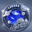 2009 Canada Silver $30 Proof Coin International Year of Astronomy  OGP COA