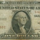 1935 A Hawaii  $1 Silver Certificate FR-2300  One Dollar US Territory of Hawaii