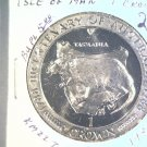 1988 Isle of Man BU Crown Coin Brilliant Uncirculated KM#227 Australia 200 Years
