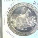 1988 Isle of Man BU Crown Coin Brilliant Uncirculated KM#225 Australia 200 Years
