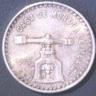 1979 Mexico 1 ounce of pure silver coin Onza de Plata Pura 33.62 grams total wt.
