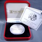 Gibraltar 2000 Millennium Titanium 5 pounds proof coin OGP COA  Ltd. Ed. 25,000