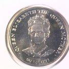 1985 Tonga 50 Senti BU Coin KM#107  The Queen Mother