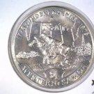 1976 Western Samoa One Tala Coin KM#20  BU  Bicentennial of US Independence
