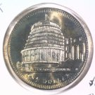 1978 New Zealand One Dollar BU Coin KM#47 Parliament House x