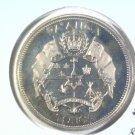 1968 Tonga One Pa'Anga Prooflike Coin KM#33  King Taufa'AhauTupou IV