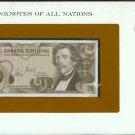 1967 Austria 20 Schilling Note Pick#142 CRISP UNCIRCULATED ! In Sealed envelope