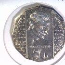 1995 Australia 50 cent coin KM#294  BU   Weary Dunlop