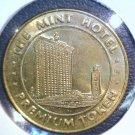 Mint Hotel Las Vegas Premium Token   Excellent Condition