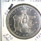 1982 Isle of Man BU Crown Coin Brilliant Uncirculated KM#91 World Cup Spain
