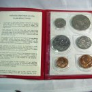 1978 Australia Mint Set 6 BU Wildlife Coins In original holder