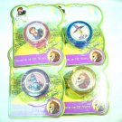 Legends of OZ YO-YOs Set of 4 Characters Lights up! Wizard of Oz Various Colors