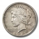 1921 Peace Silver Dollar Uncirculated Details   Cleaned   KEY DATE !