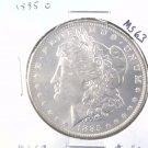 1885 O Morgan Silver Dollar Choice Brilliant Uncirculated BU+