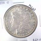 1898 O Morgan Silver Dollar Choice Brilliant Uncirculated BU+