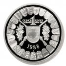 Switzerland Platinum Shooting Thaler Coin 1 ounce pure Platinum OGP & COA Taler