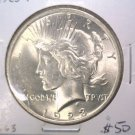 1923 Peace Silver Dollar Choice Brilliant Uncirculated