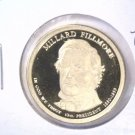 2010 Proof Millard Fillmore Presidential Dollar