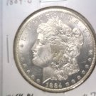 Proof-like 1884 O Morgan Silver Dollar Choice Brilliant Uncirculated