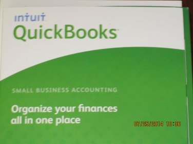 Quickbooks Pro 2011 3 User *USED*