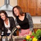 "30"" Fashion Black Tempered Glass Built-in Kitchen 5 Burner Gas Hob Cook Tops"
