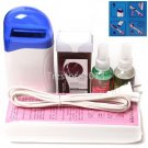 New Hair Removal Roll-On Depilatory Waxing Heater Before Wax Treatment Spray Kit