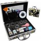 Pro 16 in 1 False Eye Lashes Extension Eyelash Graft Glue CD Full Tools Case Set