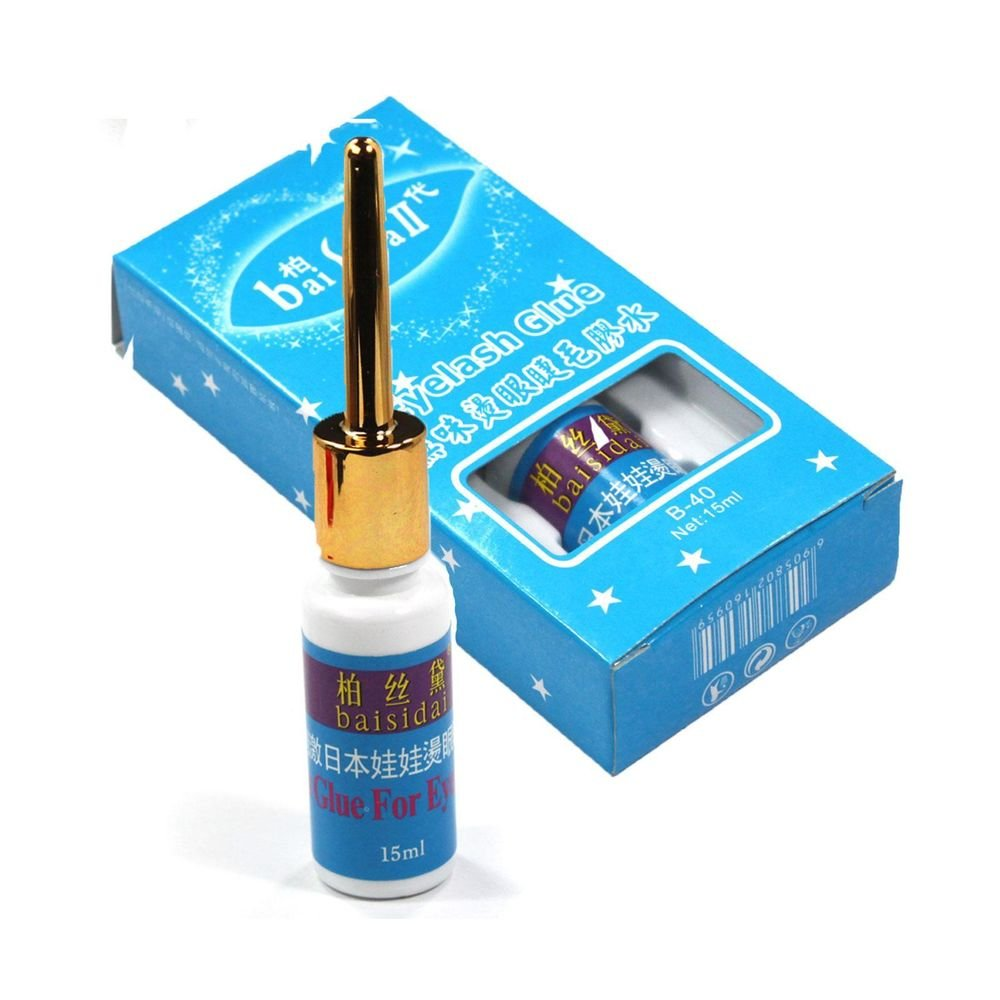 No Stimulation Curling Perming Perm Curler False Eye Lashes Glue Adhesive 15ml