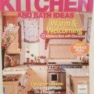 Kitchen & Bath Ideas July/August 2009