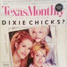 Texas Monthly April 2013 Dixie Chicks Magazine Back Issue