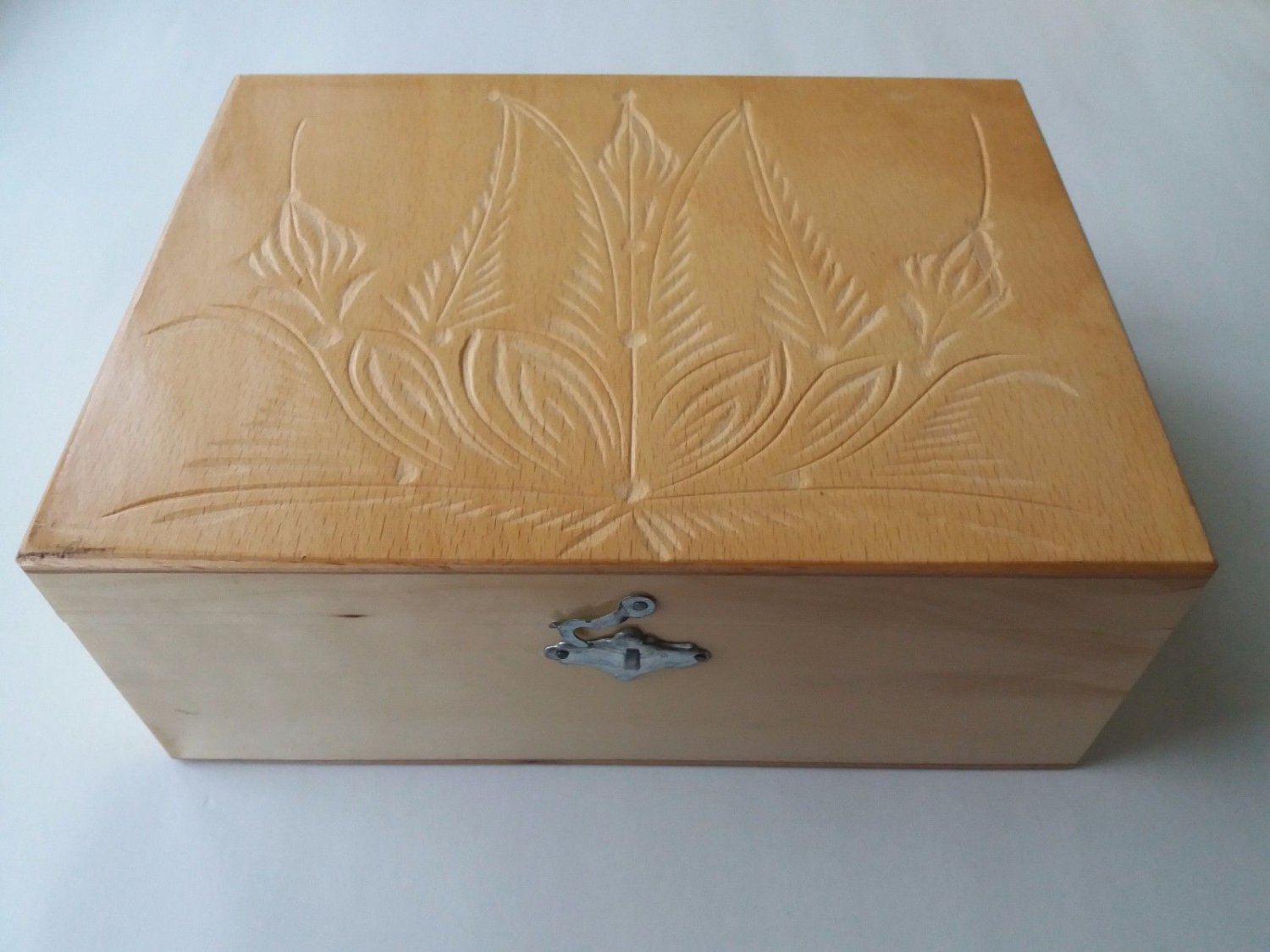 New special handcarved designed by nature red jewelry box,tea coffe box, wooden