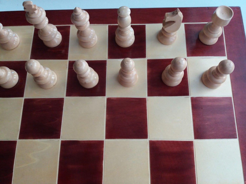 New big huge 23.22x 23.22 in chessboard box,handmade hazel wood chess piece set