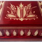 New special handcarved wooden puzzle magic storage jewelry box brain teaser case