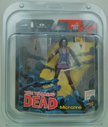 5 Pack Protective Cases AMC Walking Dead Action Figure McFarlane Series 1 Case