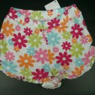White Flower 12-18 Month 22-27 lbs Shorts Bottom 100% Cotton Gymboree Pounds