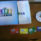 Game of Life Twists and Turns electronic board game missing some pieces
