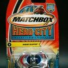 Matchbox Hero City Collection Badge Blaster Ultra Heroes 2 C4527 Hot Wheels