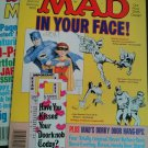MAD Magazine Summer Special 1990 Issue Batman Robin Lot of 3 Magazines Mania 2