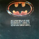 Batman the Movie 1989 poster book Opened & Complete DC Comics Superheroes