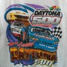 48th Annual Daytona 500 2/19/2006 Nascar Men's Large L T Shirt 2006 Race White