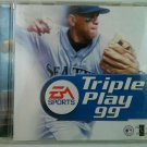 TRIPLE PLAY 99 PC GAME WINDOWS COMPUTER ( EXCELLENT CONDITION )